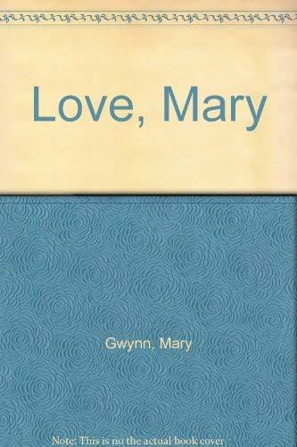9780099317104: Love, Mary