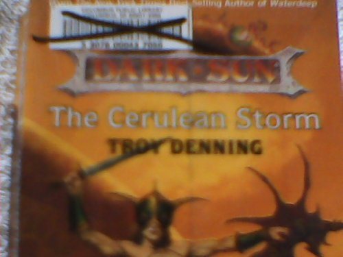 9780099317111: The Cerulean Storm