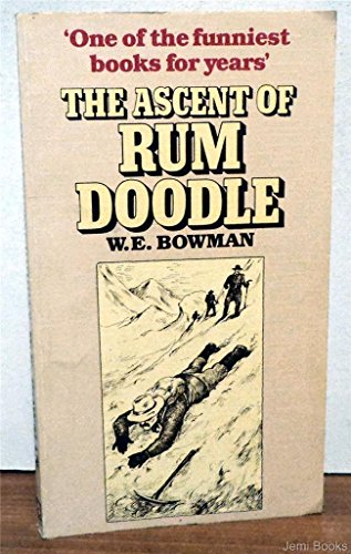 9780099317708: The Ascent of Rum Doodle