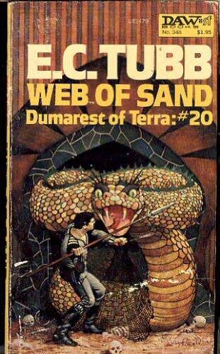 9780099319108: Web of Sand (The Dumarest saga)