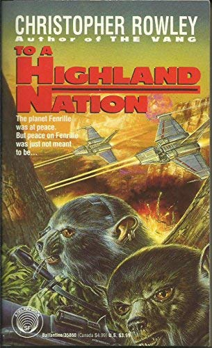 To a Highland Nation (The Fenrille Books) (0099320614) by Rowley, Christopher