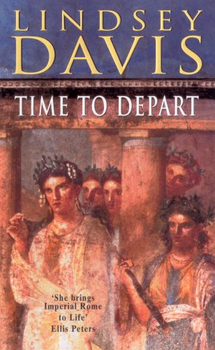 Time to Depart: Lindsey Davis