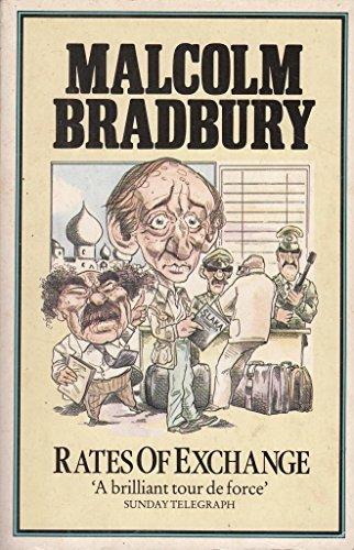 Rates of Exchange (Arena Books): Bradbury, Malcolm