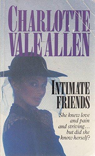 9780099340102: Intimate Friends