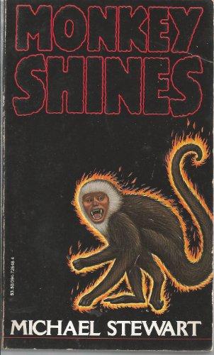 9780099341703: Monkey Shines