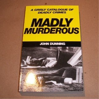 9780099350507: Madly Murderous