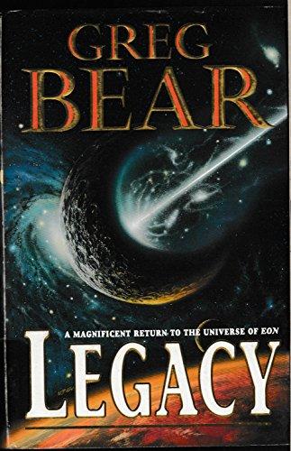 9780099350514: Legacy