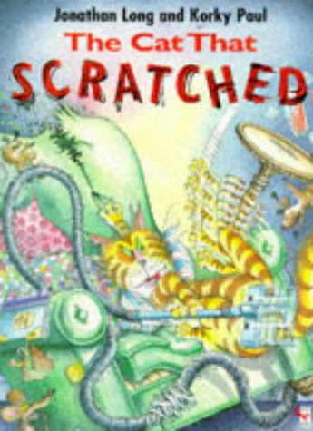9780099353713: The Cat That Scratched (Red Fox picture books)