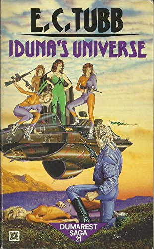 9780099357209: Iduna's Universe (Dumarest saga)