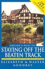 9780099360315: Staying Off the Beaten Track in England and Wales 1997