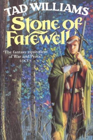 9780099367017: Stone of Farewell (Memory, Sorrow & Thorn)