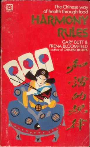 9780099368403: Harmony Rules