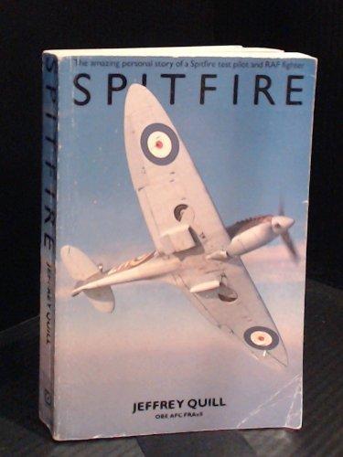 9780099370208: Spitfire: A Test Pilot's Story