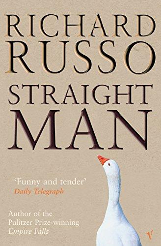 9780099376217: Straight Man