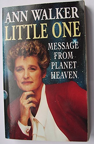 9780099377214: Little One: Message from Planet Heaven
