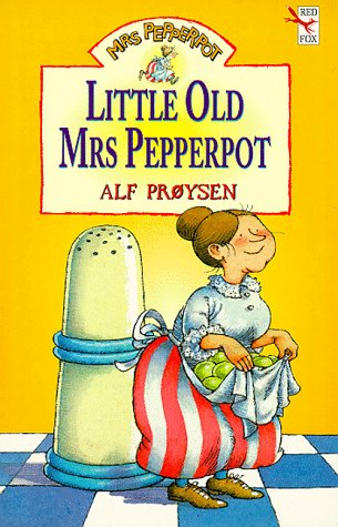 9780099380504: Little Old Mrs Pepperpot (Red Fox Children's Fiction)