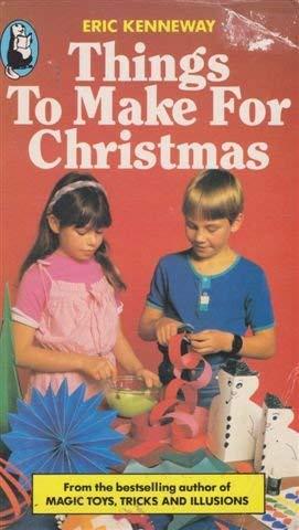 9780099381402: Things to Make for Christmas