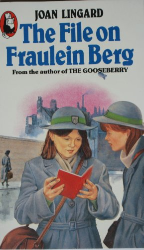 9780099382904: The File on Fraulein Berg (Red Fox Older Fiction)