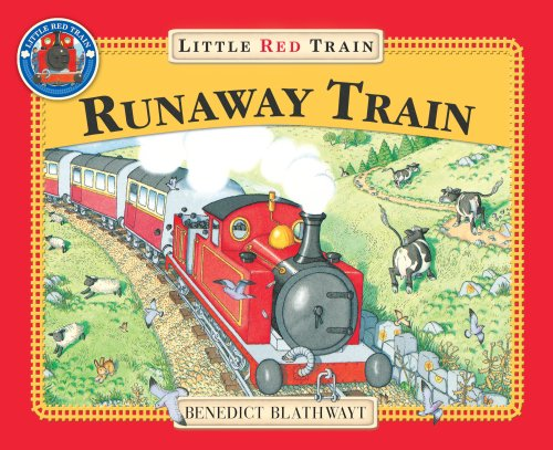 9780099385714: The Little Red Train: The Runaway Train