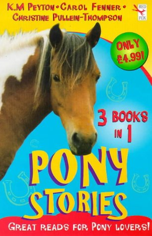 9780099400035: Pony Stories (Red Fox Summer Reading Collections)