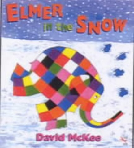 9780099400042: Elmer: The Story of a Patchwork Elephant