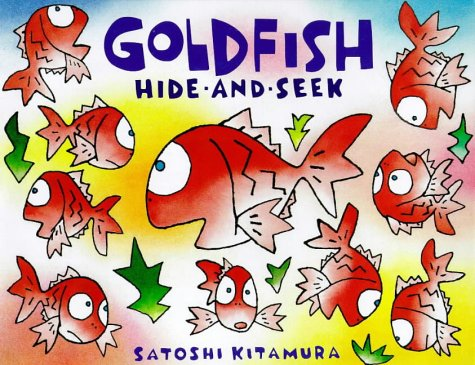 9780099400370: Goldfish Hide and Seek