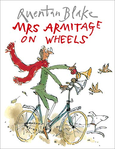 9780099400523: Mrs.Armitage on Wheels