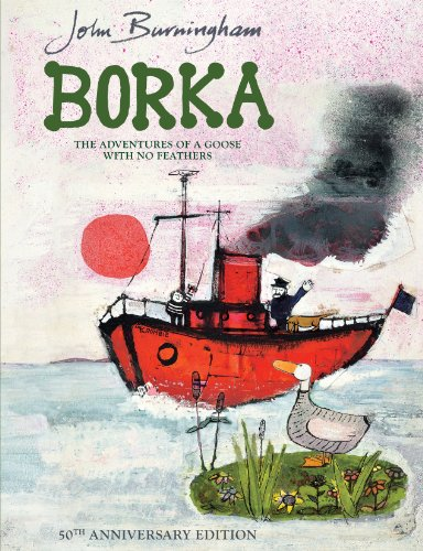 9780099400677: Borka: The Adventures Of A Goose With No Feathers