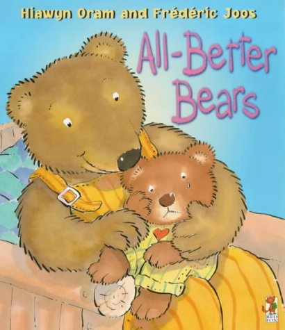 9780099401186: All Better Bears (Red Fox picture book)