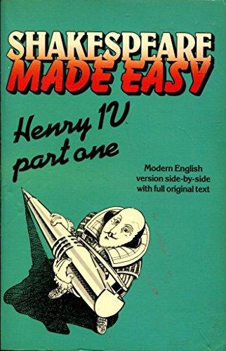 9780099401308: Shakespeare Made Easy: King Henry IV, Pt.1