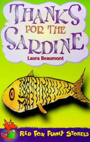 9780099401926: Thanks for the Sardine (Red Fox Funny Stories)