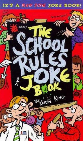 9780099401988: The School Rules Joke Book (Red Fox joke books)