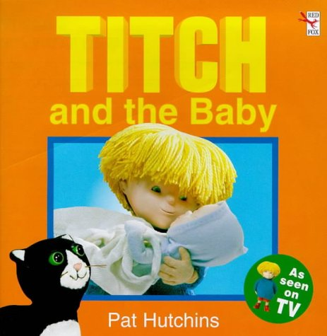 9780099402220: Titch and the Baby (Red Fox picture books)