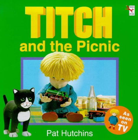 9780099402329: Titch and the Picnic (Red Fox Picture Books)
