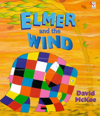 9780099402633: Elmer And The Wind
