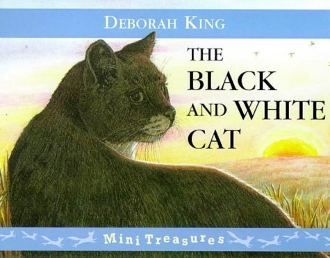 9780099403128: The Black and White Cat (Mini Treasure)