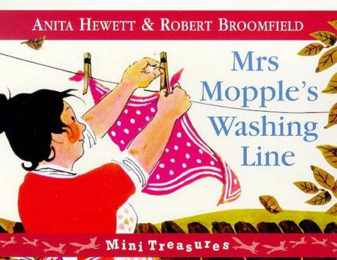 9780099403227: Mrs. Mopple's Washing Line (Mini Treasure)