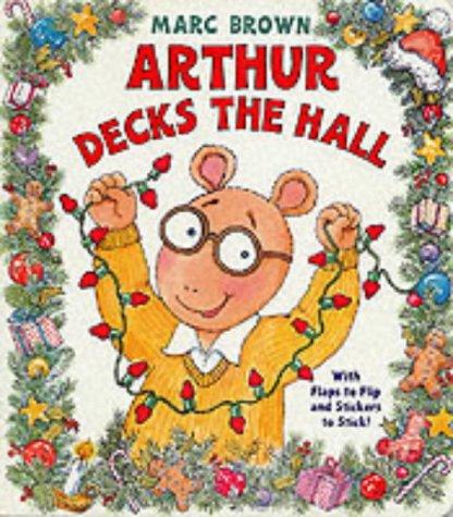 9780099403630: Arthur Decks the Hall (Arthur)