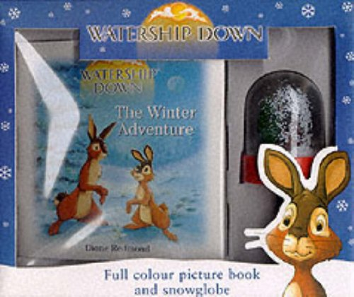 9780099403678: Winter On Watership Down: Book And Snowglobe Pack