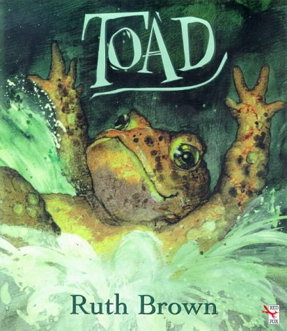 9780099403821: Toad (Red Fox Picture Books)