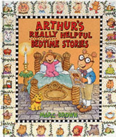 9780099403838: Arthur's Really Helpful Bedtime Stories (Arthur)