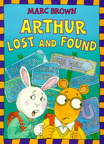 9780099403951: Arthur Lost and Found