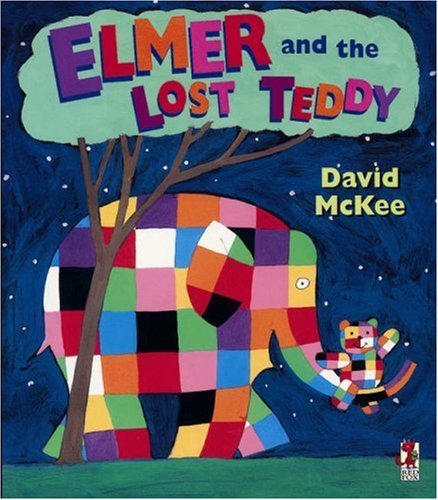 9780099404163: Elmer and the Lost Teddy