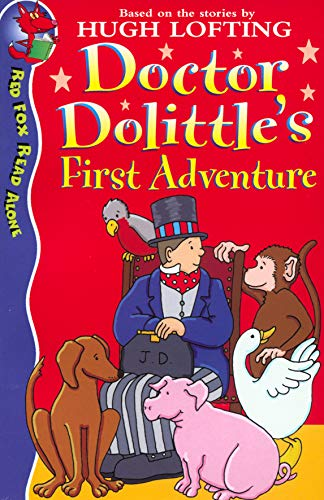 9780099404224: Doctor Dolittle's First Adventure