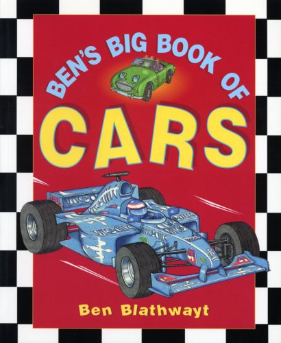 9780099404729: Ben's Big Book of Cars