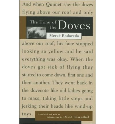 9780099404903: Time of the Doves (Arena Books)