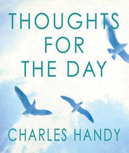 9780099405290: Thoughts For The Day