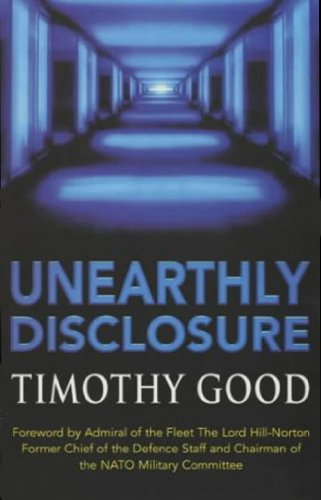 9780099406020: Unearthly Disclosure