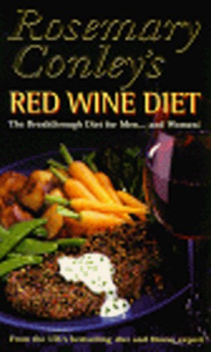 9780099406099: The Red Wine Diet