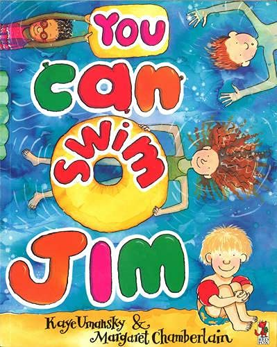 9780099407836: You Can Swim, Jim (Red Fox Mini Treasure)
